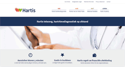 Preview of hartis.nl